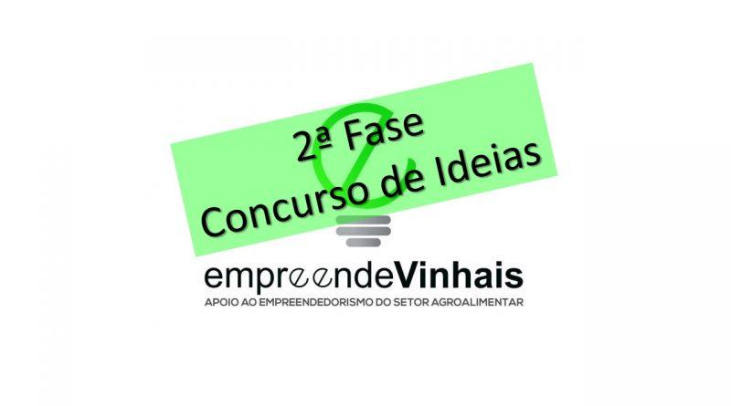 I Concurso de Ideias – 2º FASE