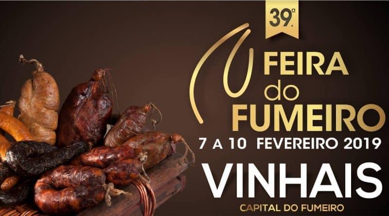 Cartaz 39 Feira do Fumeiro de Vinhais