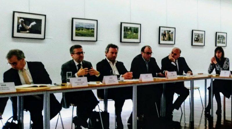 Debate – Futuro Quadro de Financiamento Comunitário