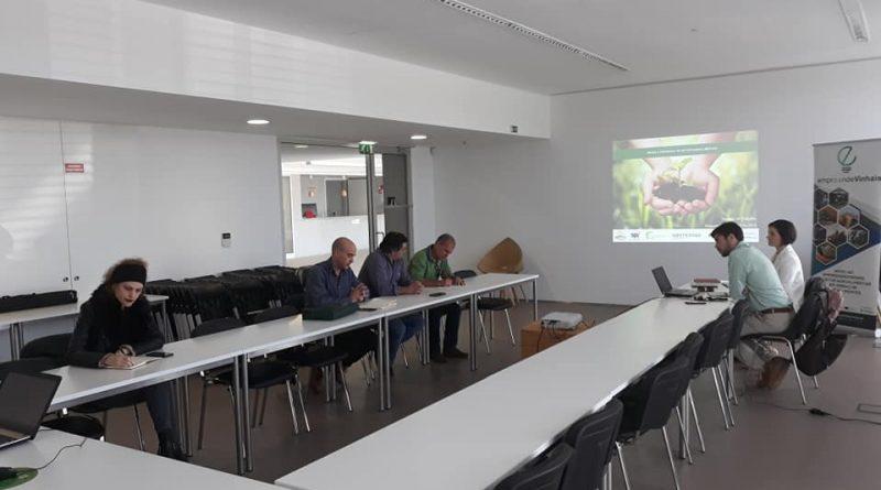 Redes e Parcerias – Setor Agroalimentar – Sessão 30 Abril