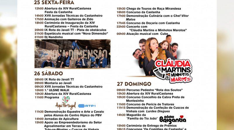 Rural Castanea – XIV Festa da Castanha